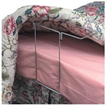 Adjustable Blanket Support -