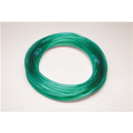 Green Visible Medical Oxygen Tubing 50 Feet - Visible Tubing - 50 ft, Quantity 1. 